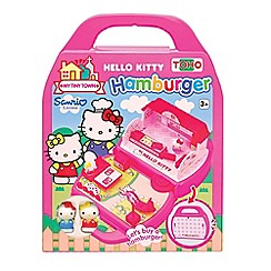 Hello Kitty - Tiny Town Hamburger Shop