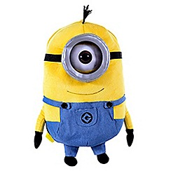 Despicable Me - One Eye Minion Plush Backpack