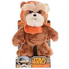 Star Wars - Ewok soft toy