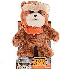 Star Wars - Ewok soft toy