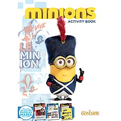 Despicable Me - Activity book