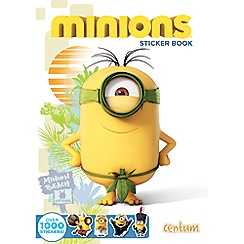 Despicable Me - Mega sticker book