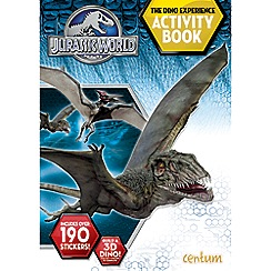 Jurassic World - Activity book