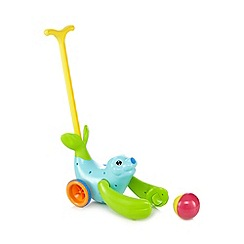 Early Learning Centre - Neil the Seal push along toy