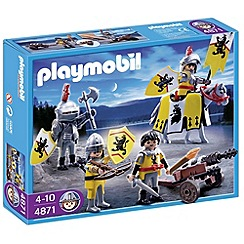 Playmobil - Lion Knights Troop