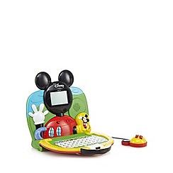 Mickey Mouse Clubhouse - Mickey Mouse Clubhouse Learning Laptop