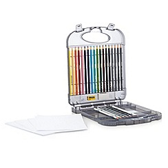 Crayola - Design and Sketch 65 piece set
