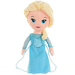 Disney Frozen - Elsa soft toy