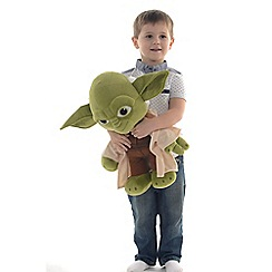 Star Wars - XL yoda toy