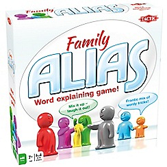 Tactic - Family Alias