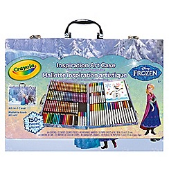 Crayola - Inspirational Art Case
