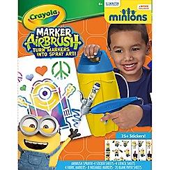 Crayola - Minions Marker Airbrush