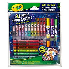 Crayola - Extreme Colour and Create