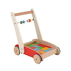 Early Learning Centre - Wooden toddle truck