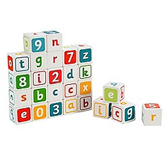 Early Learning Centre - Wooden alphabet blocks