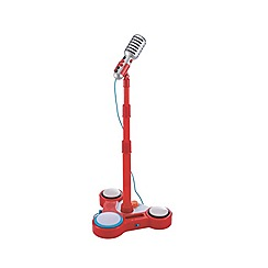 Early Learning Centre - Sing Along Star Microphone - Red