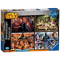 Star Wars - Bumper Puzzle Pack (4 puzzles)