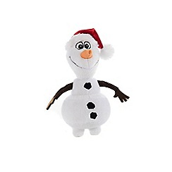 Disney Frozen - Olaf with Christmas hat - small