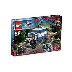 Lego - Raptor Rampage - 75917