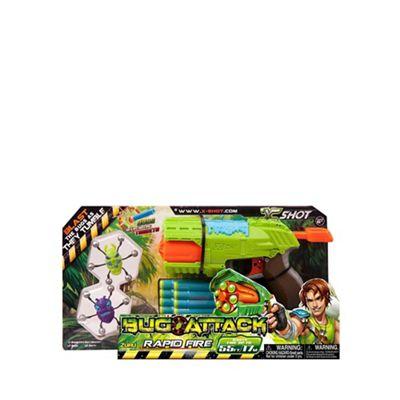 Zuru Rapid fire blaster & creepeez – . –