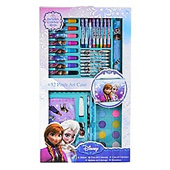 Disney Frozen - 52 Piece Art Case