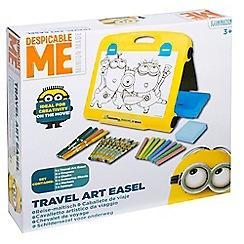 Despicable Me - Travel Art Easel