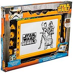 Star Wars - Large Magnetic Scribbler
