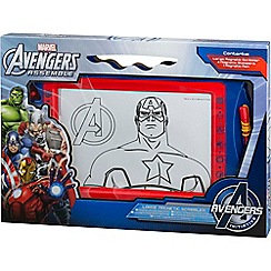The Avengers - Large Magnetic Scribbler