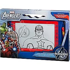 The Avengers - Large Magnetic Scribbler