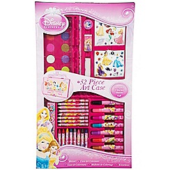 Disney Princess - 52 piece art case