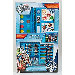 The Avengers - 52 piece art case