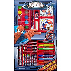 Spider-man - 52 Piece Art Case