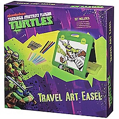 Teenage Mutant Ninja Turtles - Travel Art Easel
