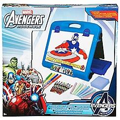 The Avengers - Travel Art Easel