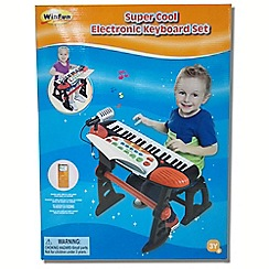 WinFun - Electronic keyboard set