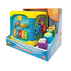 WinFun - Music fun activity cube