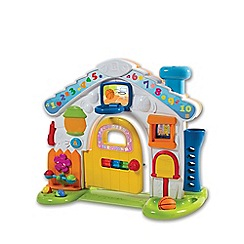 WinFun - Peek-a-boo fun house