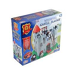 Motormax - Medieval castle playset