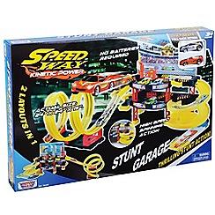 Motormax - Stunt garage