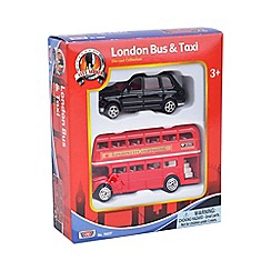 Motormax - London bus & taxi