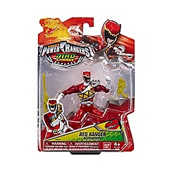 Power Rangers - 12.5cm Action Figure - Red Ranger