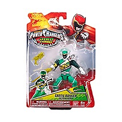 Power Rangers - 12.5cm Action Figure - Green Ranger