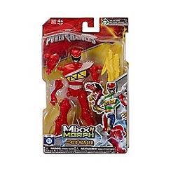 Power Rangers - Mixx N Morph Figure - Red