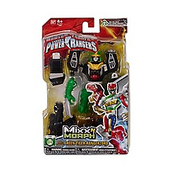 Power Rangers - Mixx N Morph Figure - MM White Tiger Zord