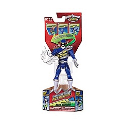 Power Rangers - 16cm Feature Figure - Blue Ranger