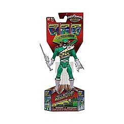 Power Rangers - 16cm Feature Figure - Green Ranger