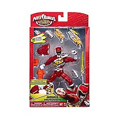 Power Rangers - Armoured Might Figure - Red Ranger
