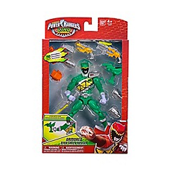 Power Rangers - Armoured Might Figure - Green Ranger