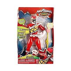 Power Rangers - Dino charge 25cm sound figure