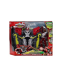 Power Rangers - DX Zord Armour Ranger - Red